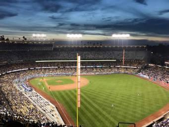 Dodgers Stadium 2017 - 2018