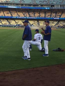 Dodgers Stadium - Catcher