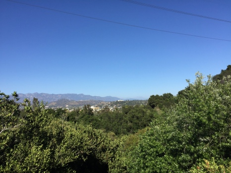 Glendale CA hiking Trail