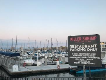 Killer Shrimp Marina Del Rey