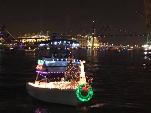 san pedro boat parade 2017
