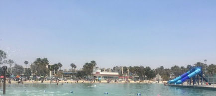 Seaside Lagoon redondo beach