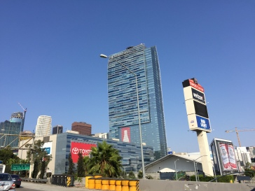 L.A. Live Staples Center